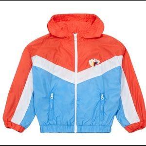 Hundred Pieces windbreaker jacket 12 NWT